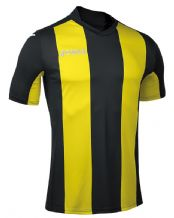 JOMA Pisa V Jersey - Black / Yellow